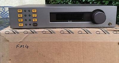 Quad FM4 tuner. Includes power lead. SERVICED, manual, original packing.