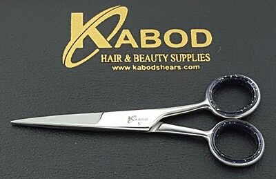 Beard Mustache Trimming Scissors Cutting Thinning Hair Shears Stainless Barber