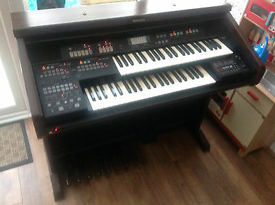Technics EN4 Digital Organ/Keyboard - perfect working order