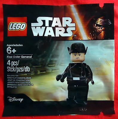 LEGO Star Wars First Order General - 5004406 / 6142163 - new in sealed bag - NEU