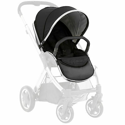 Babystyle Oyster 2 / Max Pushchair Stroller Colour Pack black NQ00107
