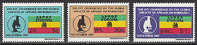 Ethiopia: 1967 2nd Int. Conference on the Global Impacts of Applied Microbi, MNH
