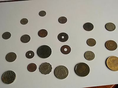 Large Collection Of Mixed Vintage Coins