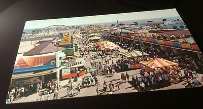 Postcard Toronto ontario the canadian national exibition unposted