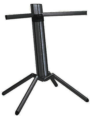 K&M 18840-00-55 Baby Spider Pro Keyboard Stand (Brushed Aluminum)