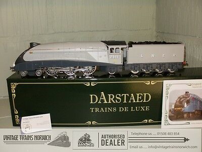 """DARSTAED Gresley 4-6-2 A4 Class Locomotive """"SILVER KING"""" No.2511 / BRAND NEW !"""