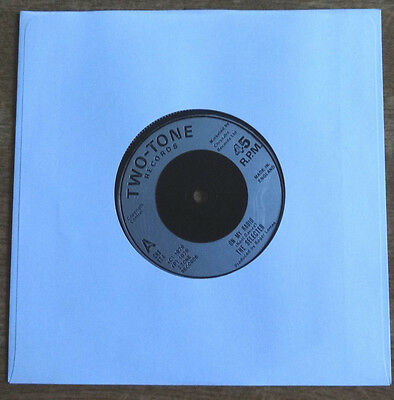 """The Selecter, On My Radio 7"""", Two-Tone Records"""
