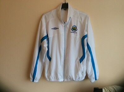 Linfield  Football Tracksuit Top   Northern Ireland Football Shirt