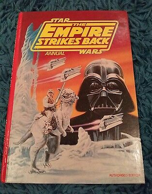 star wars empire strikes back annual good condition