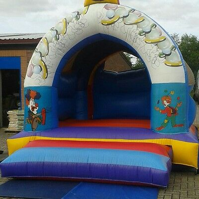 Bouncy Castle With Blower