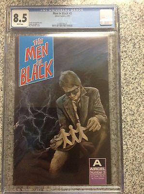 Men in Black #3 CGC 8.5 Aircel 1st Appearance Comic