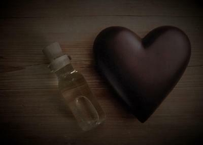 LOVER'S CHOCOLATE Ritual Oil Potion Anointing Oil Elixir ~Wicca Witchcraft Pagan
