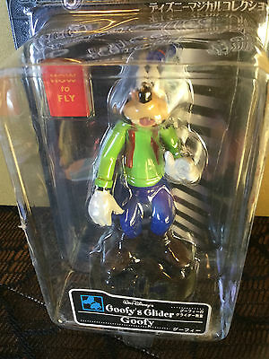 TOMY Disney Magical Collection Figure #081 Goofy's Glider How To Fly MIB NEW