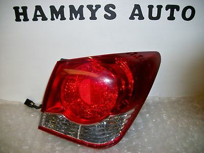 Chevy Cruze Rh Tail Light 10 11 12 13 14 2010 2011 2012 2013 2014  Nice