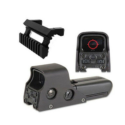 Holographic 552 Sight  With offset Rail For Tippmann A5 Paintball Markers