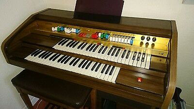 Maplin Matinee Electric Organ Suit Enthusiast To Repair Minor Faults Or Society