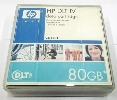 HP DLT IV data cartridge 80Go