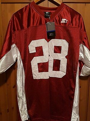 NFL College Football #28 Oklahoma Sooners Jersey - Size Large