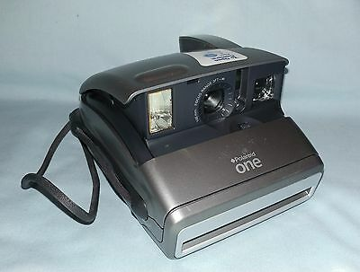 Polaroid One Instant Camera For 600 Impossible Film or Polaroid Film TESTED