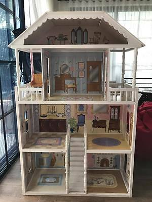 KidKraft, Barbie Savannah Dollshouse