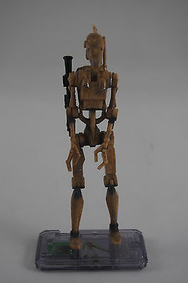 Star Wars Episode 1: BATTLE DROID (DIRTY VERSION), Hasbro LOOSE & COMPLETE EP1