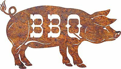 DXF CNC dxf for Plasma Laser BBQ Pig #1 Metal Wall Art Dxf Man Cave Food service