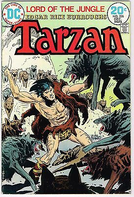 Tarzan Lord Of The Jungle #226 Dc Comics Bronze 1974 Fn- Edgar Rice Burroughs