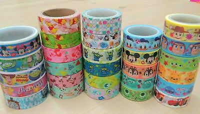 Disney Washi Tape Paper Masking Decorative Scrapbooking