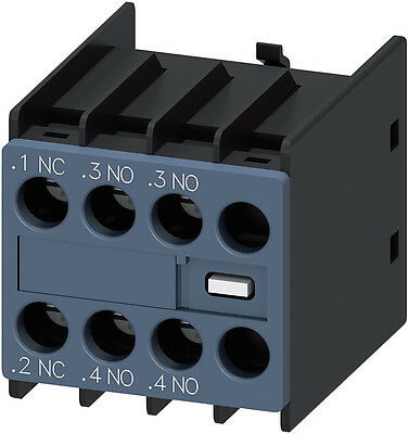Siemens – 3RH2911-1HA21  - AUX.SWITCH BLOCK,FRONT