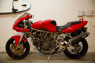 1999 Ducati Supersport  1999 Ducati 900SS (Super Sport ) Limited Edition - NO RESERVE