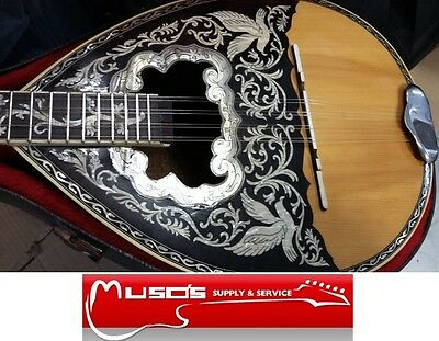Bouzouki Glaros S/H with Klara (vine) 30 douyes. Buy it now for $995