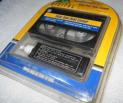 8 MM Digital Video Head Cleaner Tape Cleaning Cassette Sony Canon JVC...8mm
