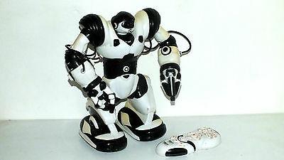 Intelligent RC Robot Remote Control Toy Roboactor Programmable Humanoid UK