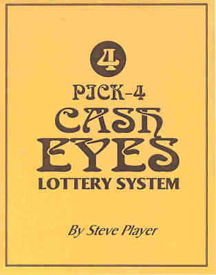 CASH EYES Pick 4 Winning System!! WIN THE LOTTERY NOW