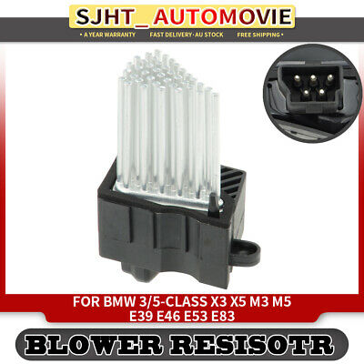 Blower Motor Fan Resistor Final Stage for BMW E39 E46 E53 E83 X3 X5 64116923204