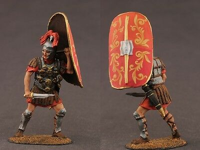 ELITE tin toy painted soldiers 54mm .roman