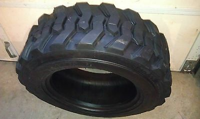 NEW 10-16.5 Skid Steer Tire 10x16.5 - 10 ply - 10165