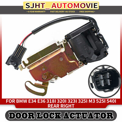 New Door Lock Actuator Rear Right For Ford 1998-2006 Falcon AU BA BF BAFF26412A