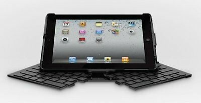 Teclado Bluetooth Logitech Fold-Up Para Ipad 2, Plegable ¡espectacular! Pvp 99€
