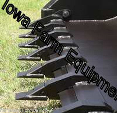 "59.5"" Toothbar,Toothbars:Skidsteers,Loaders:LIFETIME TOOTHBAR W/REPLACEABLE TIPS"