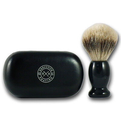 Executive Shaving Silvertip Badger Hair Travel Shaving Brush SB28KX