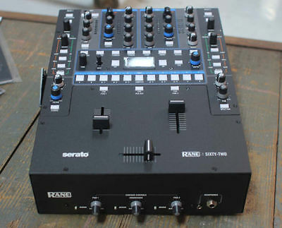 Rane Sixty Two 62 Serato Dj Mixer With Pioneer Ddj Sp-1 Included