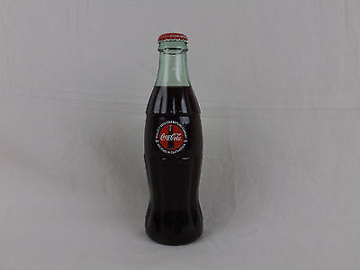 Coca Cola Limited Edition Chattanooga 100 Years Bottle Coke Collect 1996
