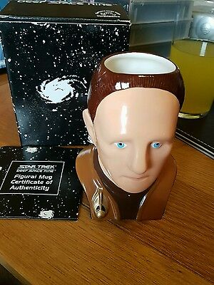 Star Trek Odo Ceramic Mug by Applause