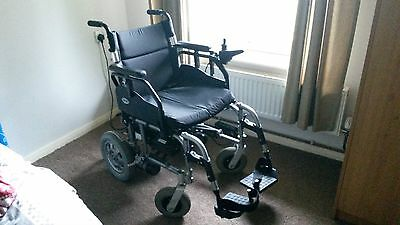 Days Folding Power Wheelchair C650PW - Great Condition