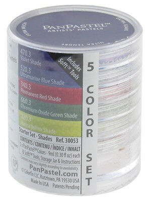 Panpastel 30053 Pp Ultra Soft Painting Pastels Shades Set