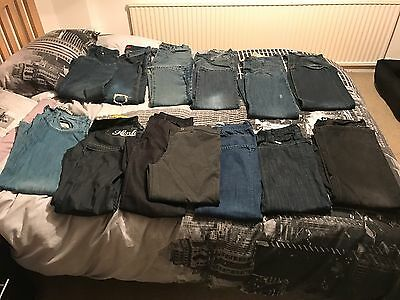 Job Lot Of Men's Jeans  32/30