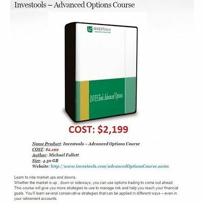 Investools Advanced Options Course