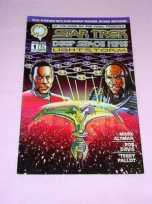 Star Trek Deep Space Nine: Lightstorm - Malibu Comics 1994 Special