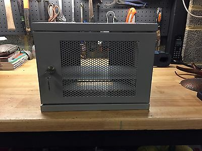 Wall Mount IT Network Server Data Cabinet Enclosure Rack Comms